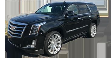 Cadillac Escalade Car Rental Atlanta